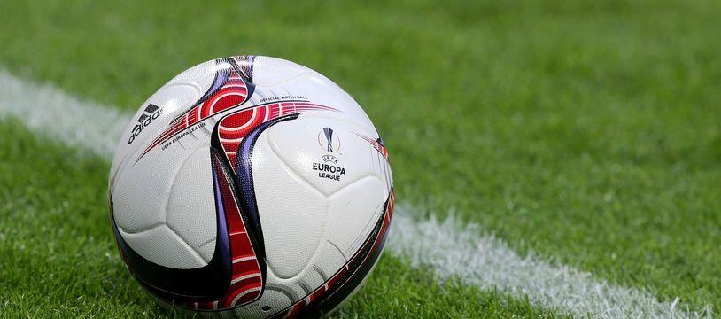 Illustration d'un ballon de foot.