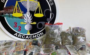 La drogue alimentait le sud du bassin d'Arcachon