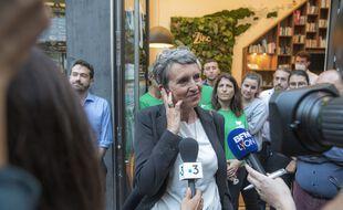 L'écologiste Fabienne Grebert est arrivée en tête des votes à Lyon et Grenoble lors des élections régionales.
