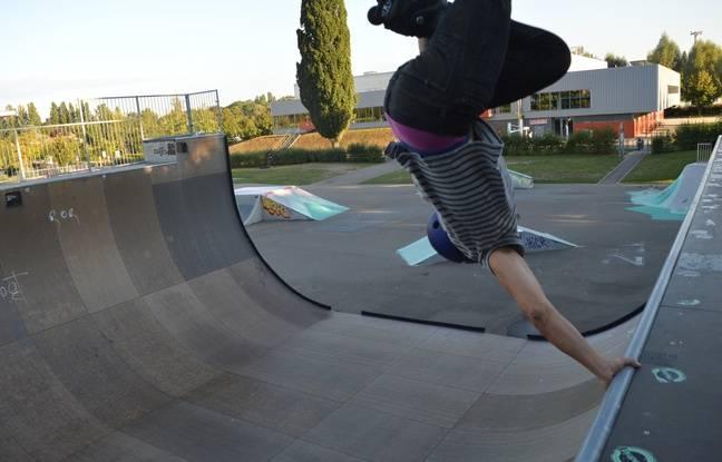Les rénovations du skatepark de la Rotonde doivent avoir lieu en deux temps, la première partie devant être terminée avant le prochain NL Contest.