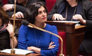 La ministre du Travail Myriam El Khomri