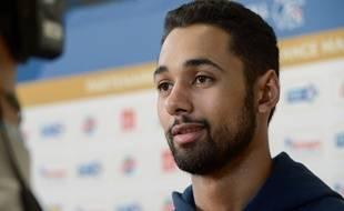 Melvyn Richardson a été intégré à l'équipe de France de handball en cours de Mondial, le 17 janvier 2019.