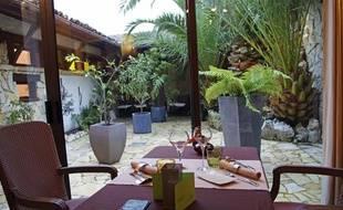 Le restaurant Le Patio, à Arcachon.
