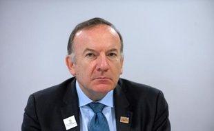 Pierre Gattaz à Paris le 3 avril 2015