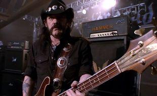 Lemmy Kilmister, bassiste et chanteur de Motörhead