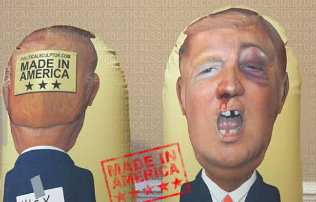 Le punching-ball Trump