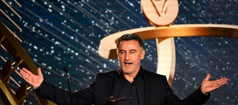 Christophe Galtier a été élu meilleur entraîneur de Ligue 1