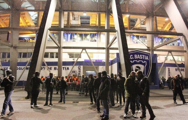 Promu en Ligue 2, Rodez pourrait jouer ses premiers matchs à 600 km de l'Aveyron... à Bastia