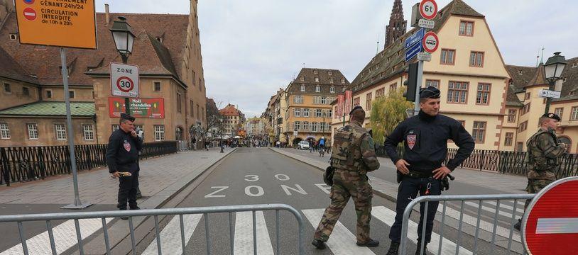 Cherif Chekatt a tué cinq personnes et blessé une dizaine d'autres en décembre 2018 à Strasbourg