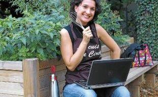 «Je veux prouver que l'on peut bien cuisiner, pour pas cher», assure Céline.