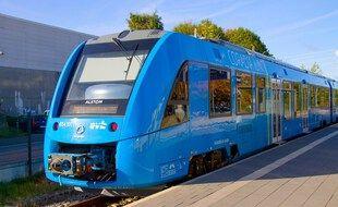 Le Coradia iLint, premier train à hydrogène du monde