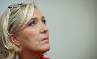 Marine Le Pen s'interroge sur cette pertinente question.