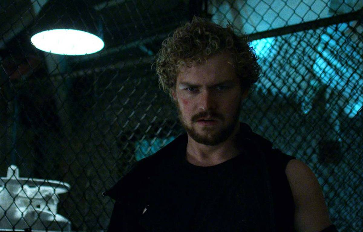 Finn Jones dans la série Netflix «Marvel's Iron Fist».  – Netflix