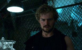 Finn Jones dans la série Netflix «Marvel's Iron Fist».