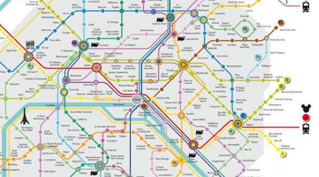 Ils lancent un concours pour créer un plan de métro