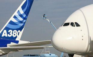Un mystérieux client a notamment commandé trois A380