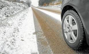C'est la météo, et pas le calendrier, qui dicte l'utilisation de pneus hiver.