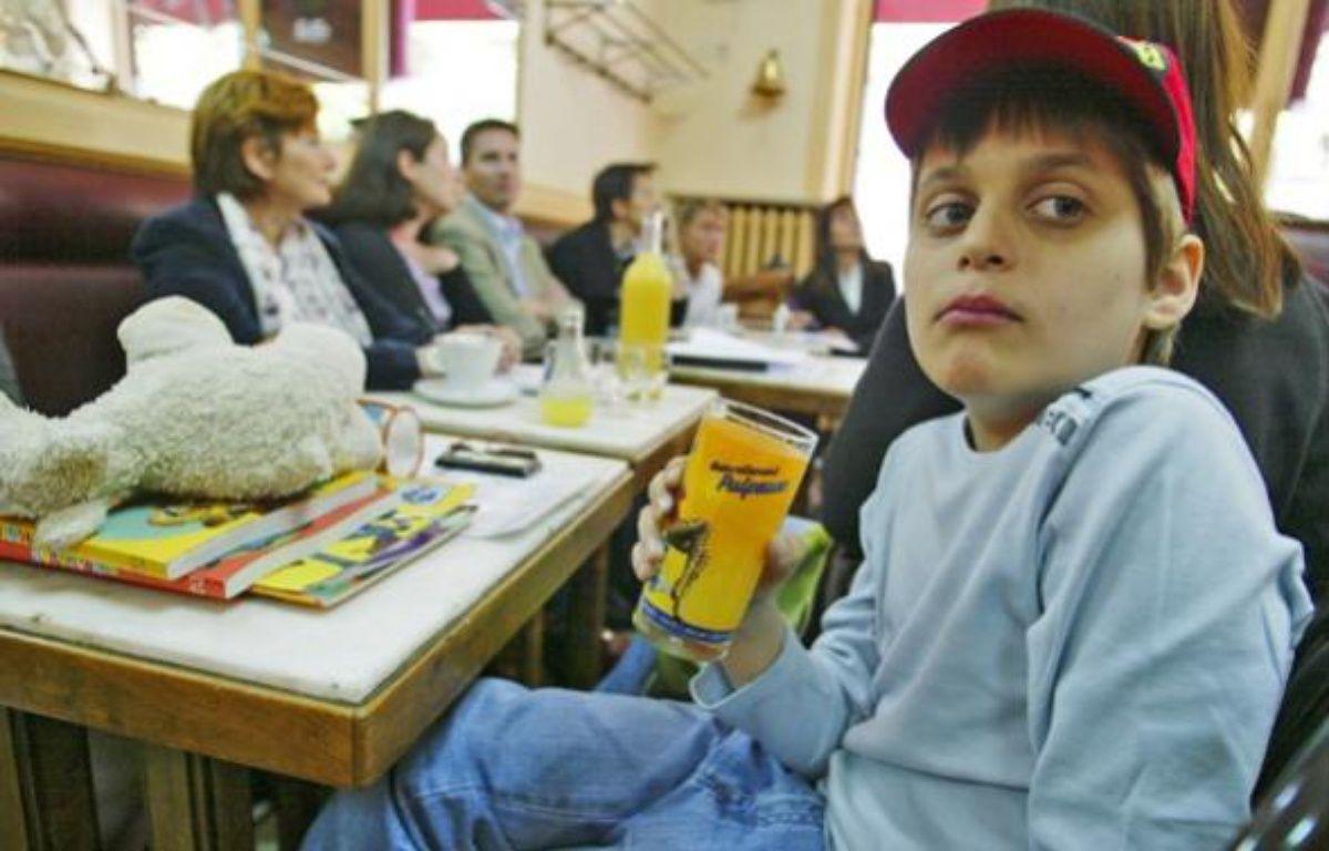 Dans le Rhône, un seul centre spécialisé accueille les jeunes autistes comme Lucas. – C. VILLEMAIN / 20 MINUTES