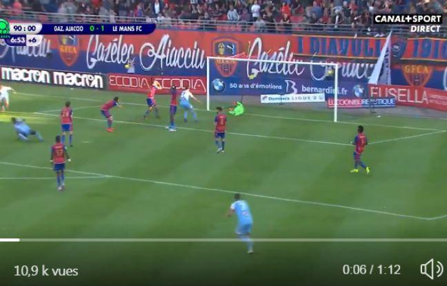 VIDEO. Barrage L2/National: Le Mans remonte en Ligue 2 après un match au scénario incroyable et un retourné à la 97e minute