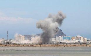 Les combats se poursuivent à Aden le 3 mai 2015