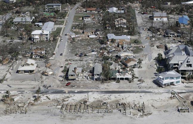 nouvel ordre mondial | Etats-Unis: Le bilan de l'ouragan Michael s'alourdit