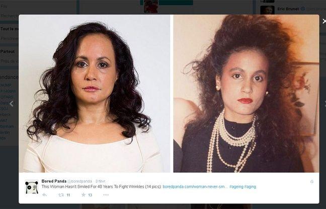 Elle ne sourit pas pendant 40 ans pour éviter les rides!!! 648x415_tess-christian-souri-depuis-40-ans
