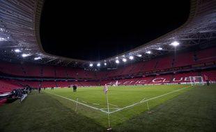 Le stade San Mamés à Bilbao.