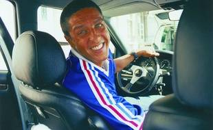 Extrait du film «Taxi 2» avec Samy Naceri.