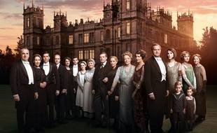Le casting de la saison  de «Downton Abbey».