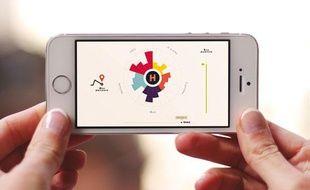 L'application mobile Hello Bordeaux est une sorte de coach personnel des déplacements