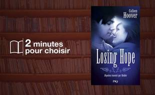«Losing Hope» par Colleen Hoover chez Pocket Jeunesse (416 p., 17,90€).