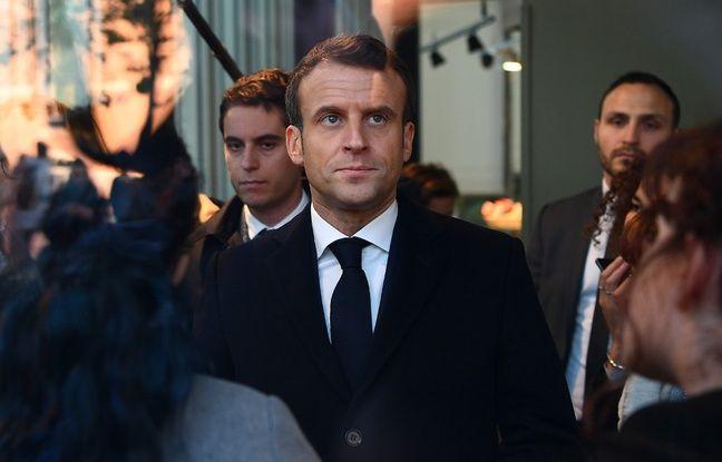 Amiens: Emmanuel Macron chahuté sur le site de Whirlpool, deux ans après sa dernière visite