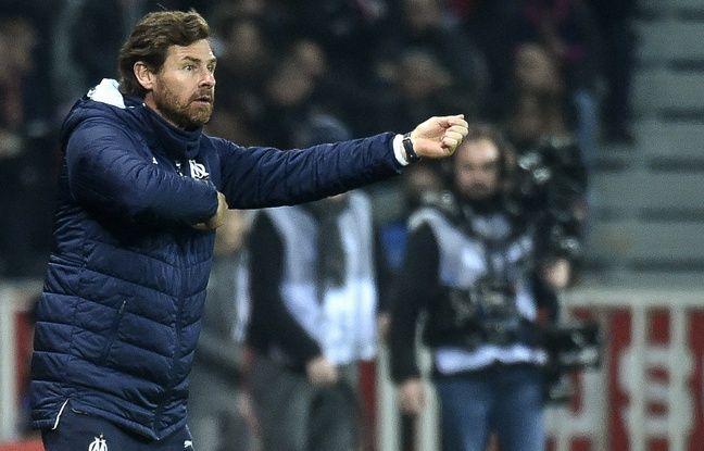 OM: André Villas-Boas dénonce un arbitrage «absurde» contre Marseille, qui a déjà reçu 61 cartons jaunes