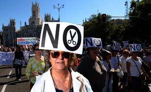 Le gouvernement espagnol approuvera vendredi son projet de budget 2014 et devrait garder le cap sur l'austérité malgré l'imminente sortie de la récession, fonctionnaires et retraités étant les premiers mis à contribution.