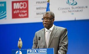 Le Dr Denis Mukwege en novembre 2013.