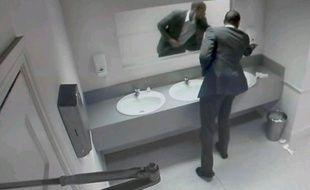 Extrait de la vidéo #publooshocker de la nouvelle campagne de sensibilisation britannique aux dangers de l'alcool au volant THINK!