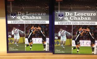L'album hors-série de «Sud-Ouest» racontant l'histoire des Girondins de Bordeaux dans le stade Chaban-Delmas.