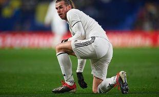 Gareth Bale est sorti blessé contre Villarreal.