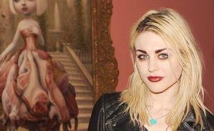 Frances Bean Cobain, la fille de Kurt Cobain et Courtney Love.