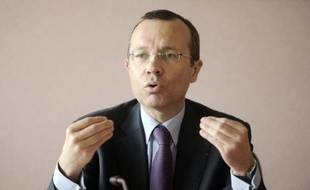 Le préfet des Pyrénées-Atlantiques, Pierre-André Durand, à Bayonne en mai 2002