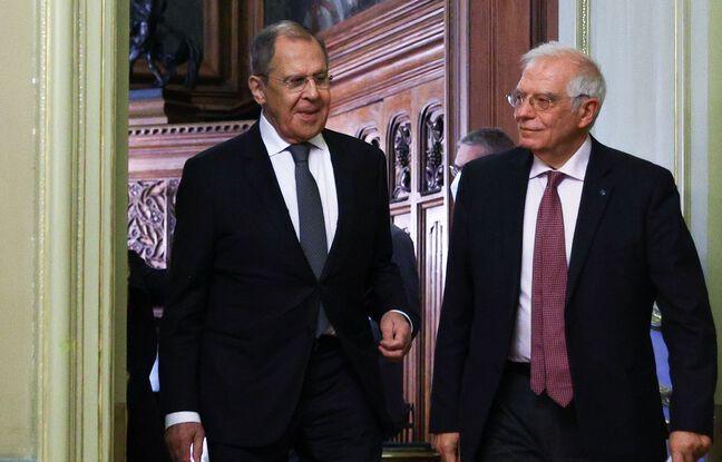 648x415 le ministre russe des affaires etrangeres sergei lavrov a gauche et le chef de la diplomatie de l