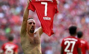 Robben va manquer au Bayern, Ribéry...aussi.