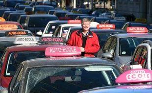 Il y a 89 auto-écoles dans la Ville rose. Illustration. Archives