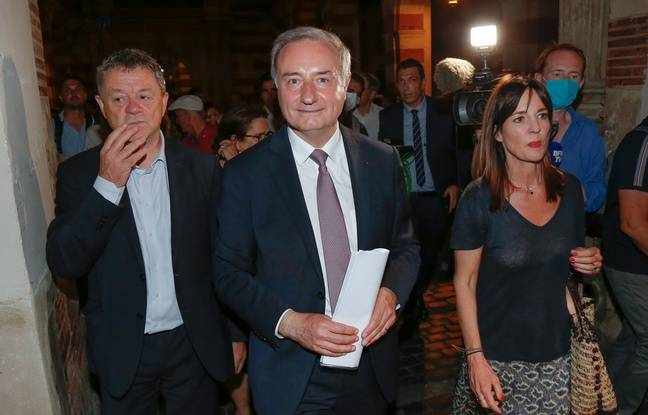 Municipales 2020 à Toulouse : A Toulouse, un gouvernement Moudenc expérimenté, composé de très proches