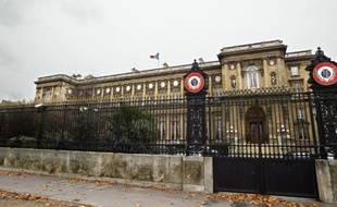 Le ministère des Affaires étrangères, à Paris.