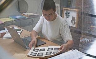 Lucile Viaud conçoit des objets design à partir de ressources naturelles comme des coquillages.