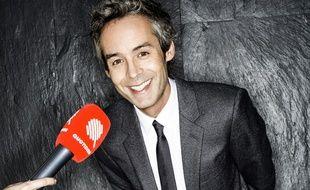 Yann Barthès, animateur de «Quotidien» sur TMC.