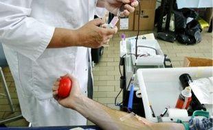 Le don fatal s'est produit dans une des agences de l'Etablissement français du sang.