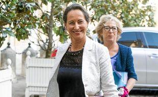 La ministre Ségolène Royal.