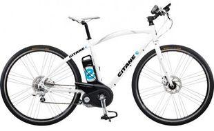 Un vélo de la marque Gitane propriété de Cycleurope